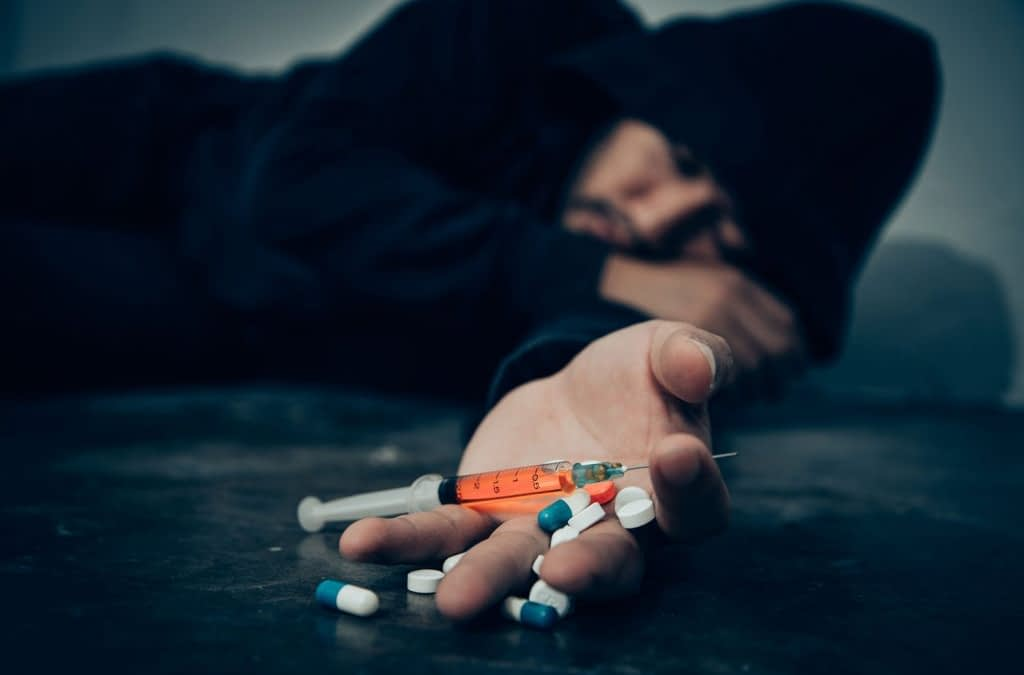 Drug addiction in Bangladesh and its side effects-2021